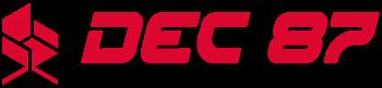 DEC 87